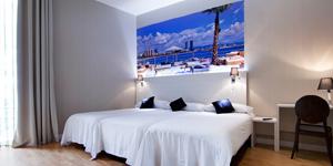 Alojamiento en el centro de Barcelona